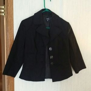 *3/$20* Women's black blazer